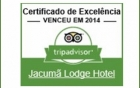 Jacumâ´s Lodge Hotel no Trip Advisor